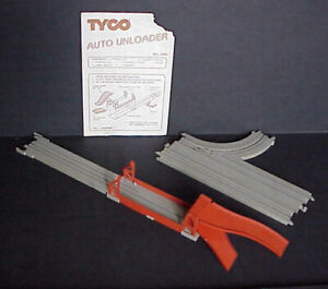 TYCO Slot Car US1 Electric Trucking AUTO UNLOADER # 3465
