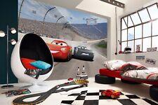 Giant Wallpaper 368x254cm Cars 3 Disney Kids Boys Teenagers Bedroom Wall Mural
