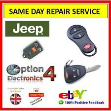 Jeep . Remote Key Fob Repair Service.. Same Day Service.. Trusted Repairer
