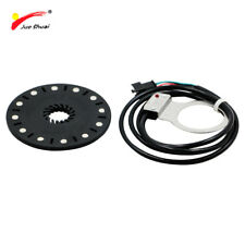 jueshuai Electric Bicycle 12 Magnet PAS Pedal Assistant Sensor Syetem LED LCD
