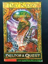 Emily Rodda Deltora Quest 2, City of Rats, P/B GC