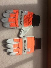chainsaw safety gloves