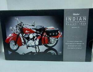 1:10 Maisto Indian BIG Chief Roadmaster Baujahr 1948 Originalverpackt.