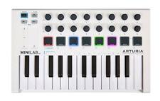 Arturia MiniLab mkII mk2 25-note USB-MIDI Controller w/Ableton Live Lite New