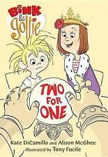 Bink and Gollie, Two for One, McGhee, Alison, DiCamillo, Kate, Excellent Book
