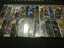 Transformers: Robots in Disguise Comic LOT (#1 - 24 + Annual 2012) HTF!