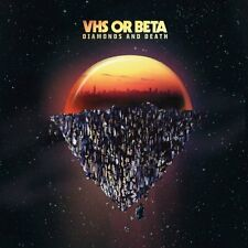 VHS or Beta - Diamonds and Death (2011)  CD  NEW  SPEEDYPOST