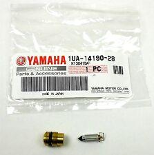 Yamaha OEM Carb. Needle Valve Assembly BANSHEE YFZ350 87-06 New 1UA-14190-28-00