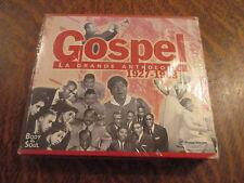 coffret 2 cd gospel la grande anthologie 1927-1963