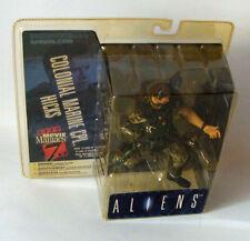 McFarlane Movie Maniacs S.7 Aliens Colonial Hicks 17 cm Figur beschädigt 13+ Neu