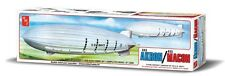 AMT 892 US Navy USS Akron/USS Macon Blimp plastic model kit 1/520