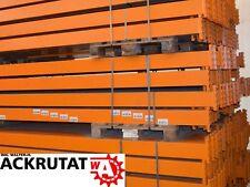 80 Tegometall Traverse Holm Palettenregal LW3600 Hochregal H130 orange