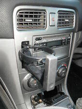 SUBARU FORESTER RADIO SURROUND HEATER CONTROLS WITH CUP HOLDER