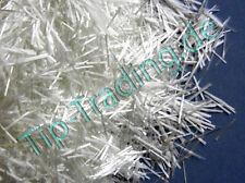 20 kg Glasfaserschnitzel 12mm, geschnittene Glasfaser, EU-Hersteller, weiss