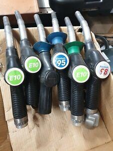 Fuel Bowser Nozzel x1 - Used - Multiple Nozzels Available