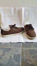 Original mens timberland shoes size 9. Brown colour.
