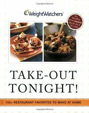 Weight Watchers Take-Out Tonight!: 150+ Restaurant