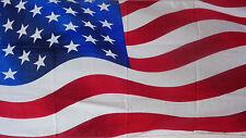 USA waving American Flag Beach/ Bath Towel  Stars Stripes Red White Blue