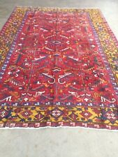 antico-swiss Beautiful Antique indoHERIZI rug 7`2 x 10`4 ft
