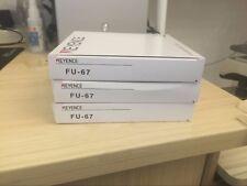 1PCS Keyence Fiber Optic Sensor FU-67 FU67 -New Free Shipping