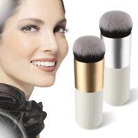 Pro Round Head Foundation Face Kabuki Powder Contour Make Up Brush Cosmetic Tool