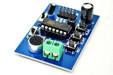 2017 PCB ISD1820 Board Voice & Sound Recording / Reproducing Module