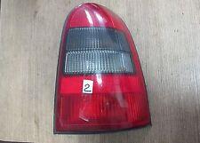 Rückleuchte Rücklicht rechts Opel Vectra B Caravan Bj.96-01 dunkel 09153155