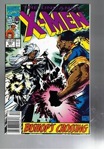X-Men #283 7.0 FN/VF First Full Appearance of Bishop
