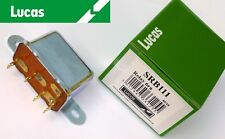 Lucas SRB111, 6RA 12V Relay, for Austin Healey, MGB, Midget & Jaguar, 142169