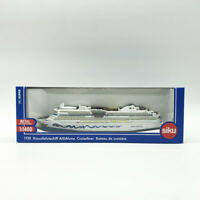SUPER SIKU 1720 AIDAluna Cruiseliner Cruise Ship Diecast Model 1/1400 New Gift