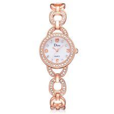 Women's Watch Luxury Bracelet Dress Girl Wrist Watch Rhinestone Crystal Watches