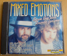 CD MIXED EMOTIONS Save the last dance with me 4006408161318