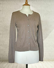 H&M Waist Length Cotton Cardigans for Women