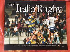 RARO LIBRO RUGBY - DIARIO ITALIA RUGBY - F.I.R. FEDERAZIONE ITALIANA RUGBY 2005