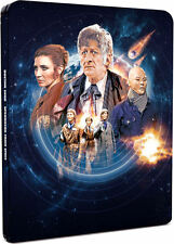 Doctor Who - Spearhead from Space - Zavvi Exclusive Limited Edition Steelbook