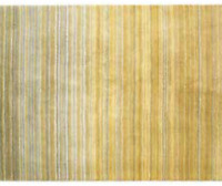 ORIGIN 100% WOOL CONTEMPORARY RUG FINE STRIPES IN 5 COLOURS 3 SIZES