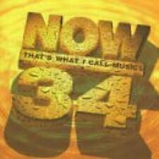 Now that's what I call Music 34 Spice Girls, Dodgy, Underworld, Oasis..  [2 CD]
