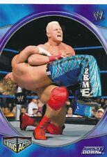 F31 HEIDENREICH 2004 Topps WWE Apocalypse IN RING ACTION