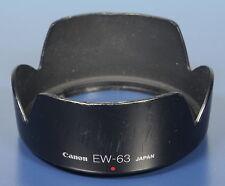 Canon ew-63 Pare-Soleil Lens Hood Pare Soleil - (40802)