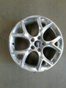 Wheel 17x7 Alloy 5 Y Spoke Design Polished Fits 12-14 FOCUS  HAS EDGE MARK