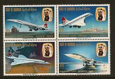 Bahraini Stamp Blocks (1971-Now)