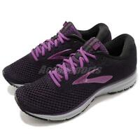 Brooks Revel 2 Black Purple Grey Women Running Training Shoes Sneakers 120281 1B