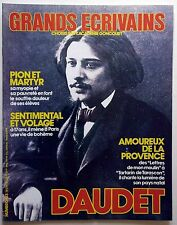 Daudet - Grands Ecrivains Goncourt : Fascicule n°23