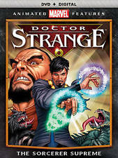 Dr Strange German Region 2 DVD
