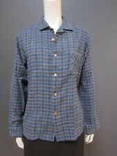 45rpm 100 % cotton shirt NEW with TAG size : 2 can be worn by women as well