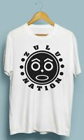 Vintage Jungle Brothers Zulu Nation Men's T Shirt Size S-2XL FREE SHIPPING