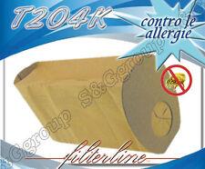 T204K 8 sacchetti filtro carta x DPE Fatina 900W