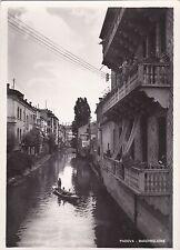 PADOVA - Bacchiglione - Foto Cartolina