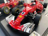 """Carrera Evolution 20027575 27575 Ferrari SF70H """" S.Vettel, No.5 """" NEU OVP"""