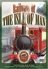 Railways Of The Isle Of Man [DVD][Region 2]